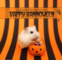Happy Hammoween by hoschie