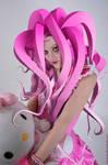 Cyber Hair by hoschie