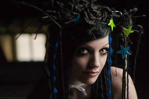 Portrait by hoschie