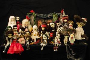 Emilys Halloween party by hoschie
