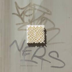 Permutation 14 urban art installation meets street by hoschie
