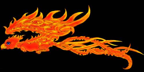 Phoenix by arkah01