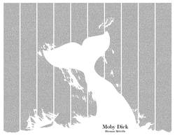 Moby Dick by postertext