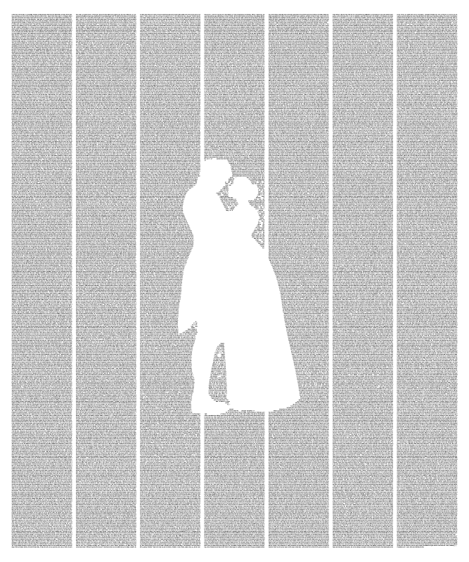 Jane Eyre by postertext