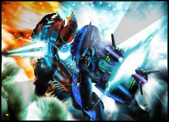 Halo Killtrocity by Broly1337