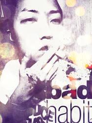bad habit by schizoTres