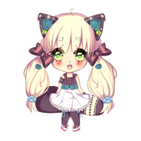 [CE] Chiho by coccineIIe