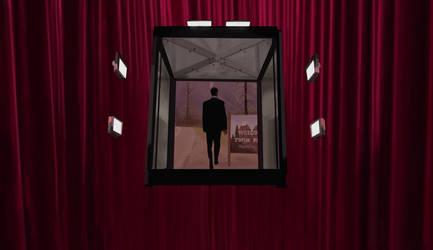 Twin Peaks Season 3 - Episode 1 and 2 art by Armaan8014