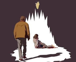 Twin Peaks Season 3 - Episode 6 by Armaan8014