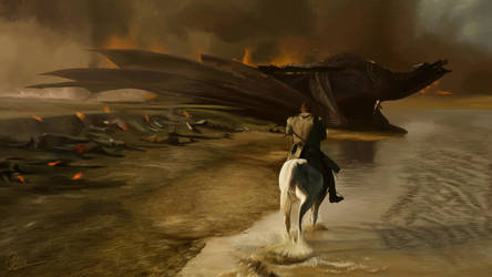 Jamie Lannister - The Spoils of War by Armaan8014