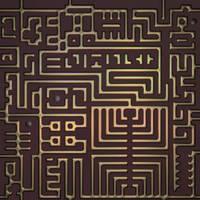 Seamless texture: Circuit by ark4n