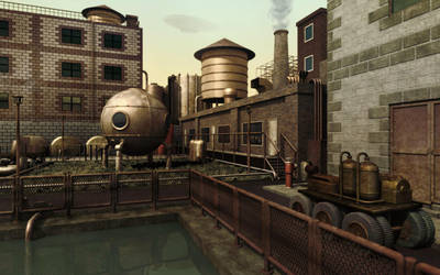 The Factory by ark4n