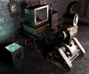 Mechanical Flaw by ark4n