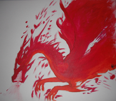 Blood Dragon by DreamDrifter91