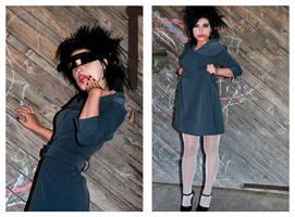 That grey dress 2 by temabina