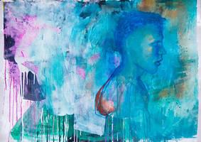 Portrait Blue by temabina