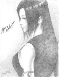 Tifa sketch by friedChicken365