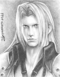 Sephiroth by friedChicken365
