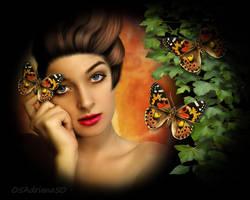 Butterflies by 05-A-D-R-I-A-N-A-50