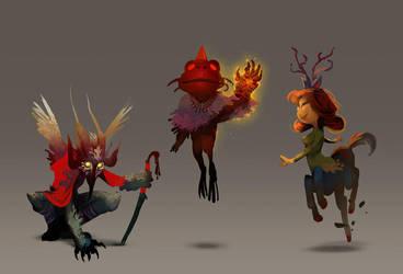 30 min designs by SimonDubuc