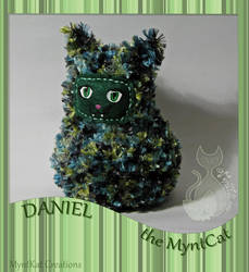 Daniel the MyntCat by MyntKat