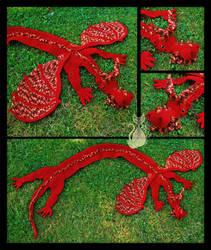 Red Dragon by MyntKat