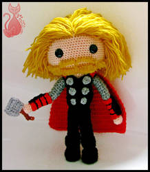 Thor by MyntKat