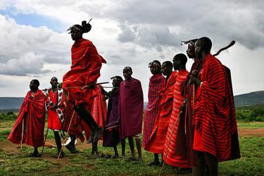 Masai Tribe by demi2004