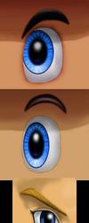 Eye Set :: SSBM HQ by Steelia