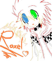 ..::Roxel::.. for Jack666rulez by Nezumizu