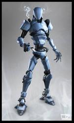 JZ Robot by Jack-Jz