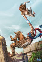 Prince of Persia by Matelandia