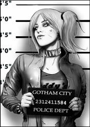 Harley's mugshot by peter83