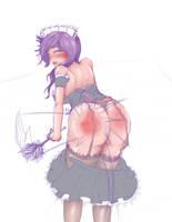 Naughty Maid! by StreamingTofu