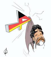 Maradona 4-0 by OmarMomani