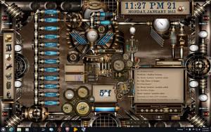 SteamPunk Beta 2 by jingegno