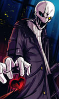 Gaster by ichimoral