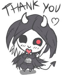 Thank you for your support! by ichimoral
