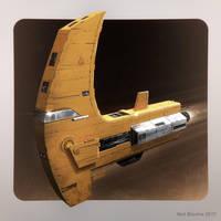 The Hornet by ArtOfSoulburn