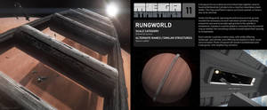 Megastructures 11 Rungworld by ArtOfSoulburn