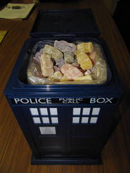 Would You Like a Jelly Baby? by man-in-shack