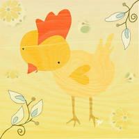 Farm Animals - Chicken by hockeychick