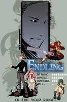 Pixel ID. by Endling