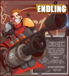 End Fortress 2. by Endling