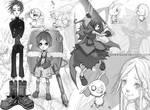 EA Character Sheet Mishmash. by Endling