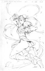 Alvinleeart.com Com1 - Chun-Li by alvinlee