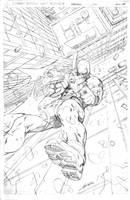 Deadpool COM2 by alvinlee