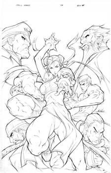 Street Fighter: ChunLi Legends by alvinlee