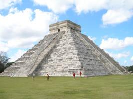Mayan Structure by mason4300