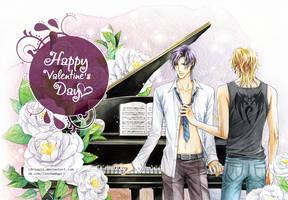 St. Valentine's Day by LorinellYu
